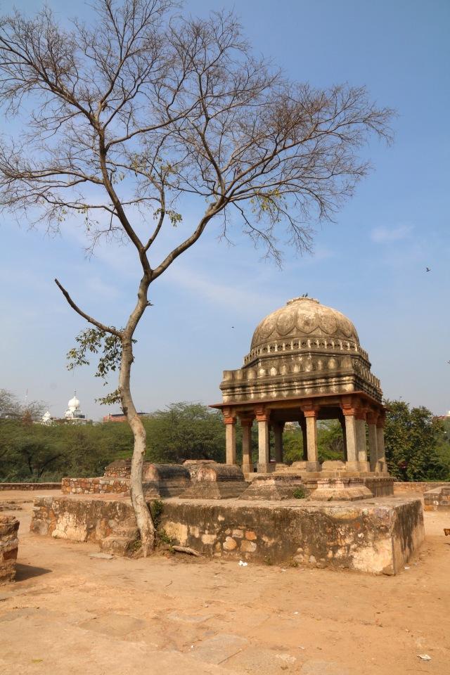 22 - Lodi Tomb