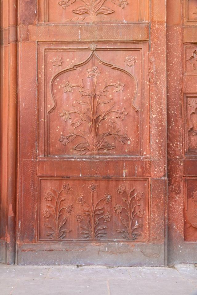 26 - Detail Diwan-i-am