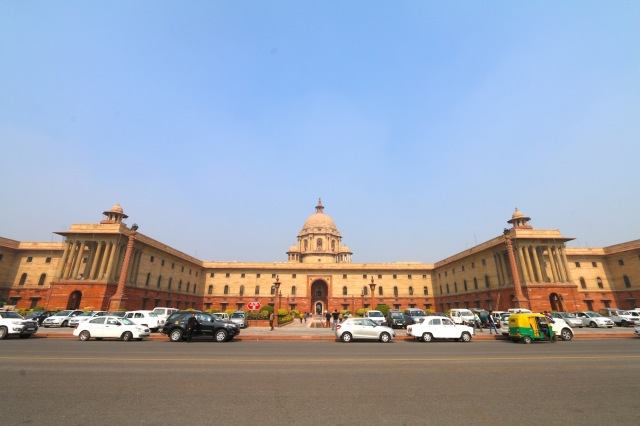 26 - SEcretariat Building North Block