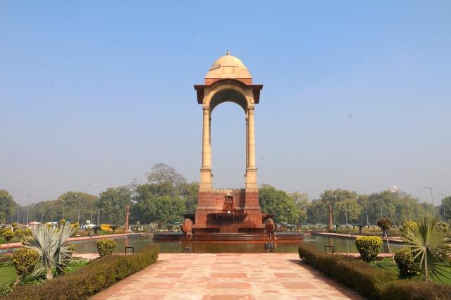 28 - India Gate - Canopy