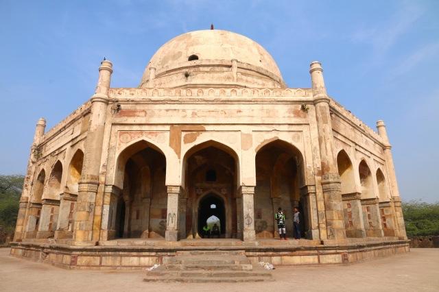 31 - Adham Khan's Tomb