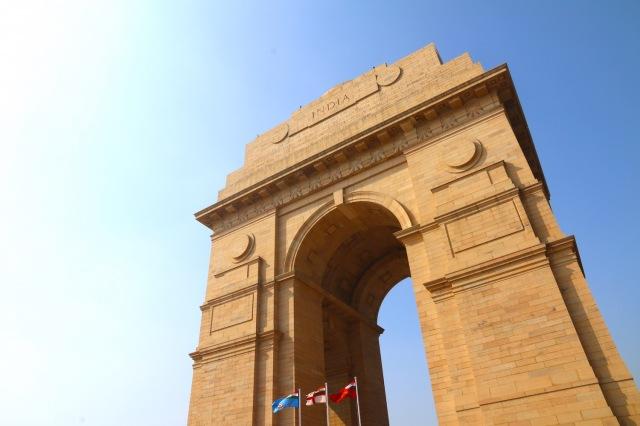 4 - India Gate