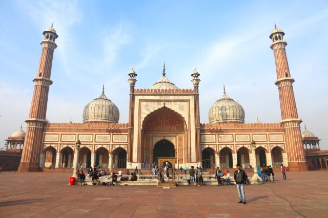 4 - Jami Masjid
