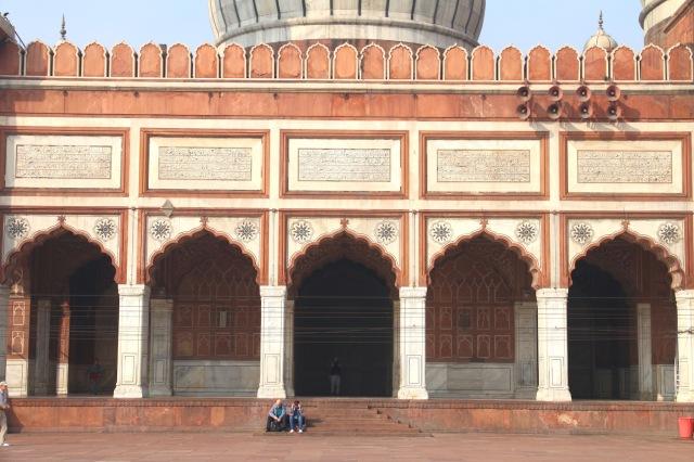 5 - Jami Masjid Details
