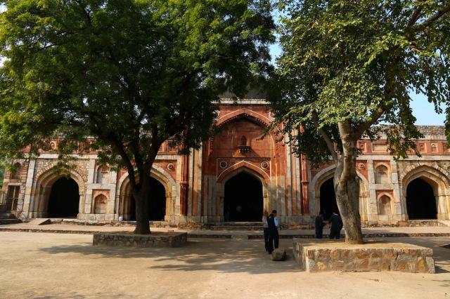 5 - KAmali Jamali Tomb Mehrauli