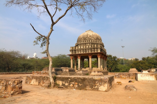7 - Lodi Tombs MEhrauli Gardens