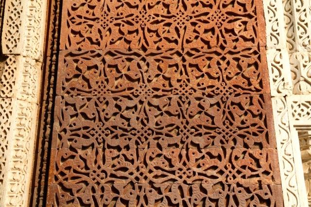 8 - Detail Alai Darwaza