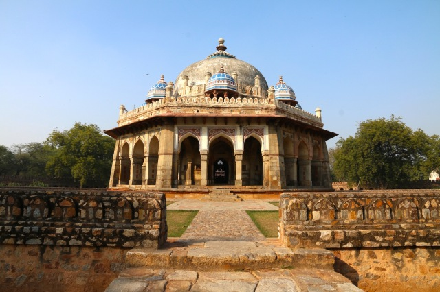 9 - ISa Khan's Tomb
