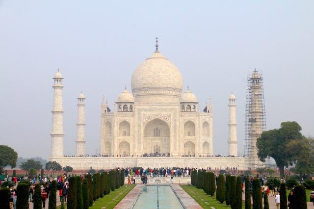 1 - Taj Mahal Front