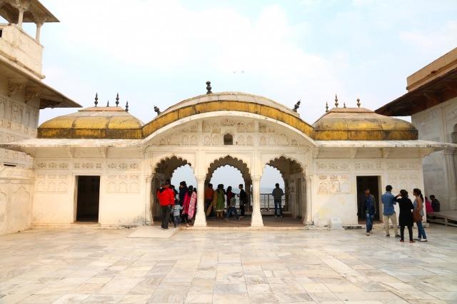 11 - Khas MAhal Side Pavilion with Bangla roof