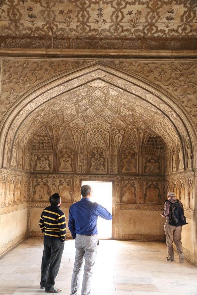12 - Khas Mahal Interior