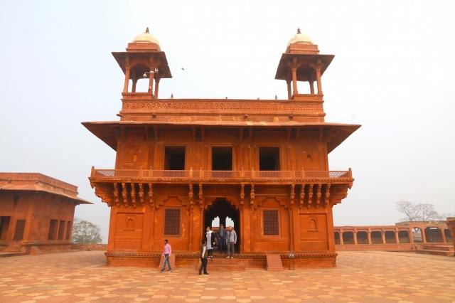 14 - Fatehpur Sikri Diwan e Khas