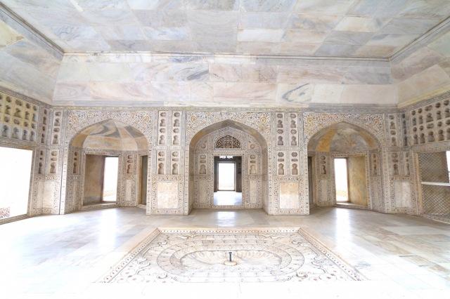 15 - Shah Burj Interior