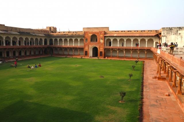 16 - Courtyard