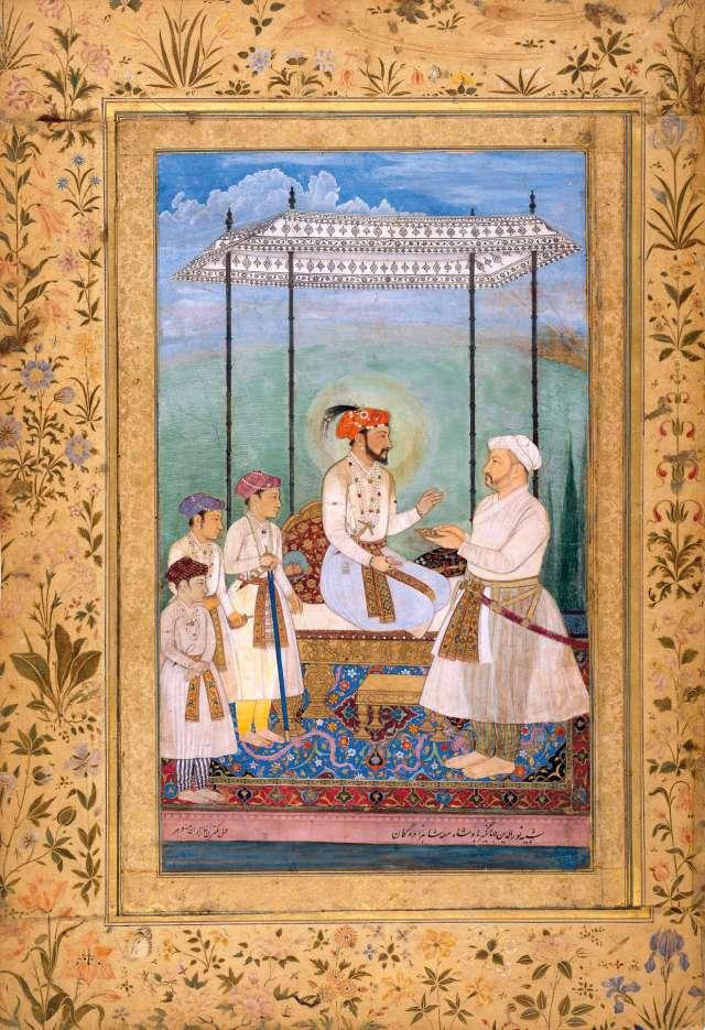 2 - Emperor_Shah_Jahan,_1628