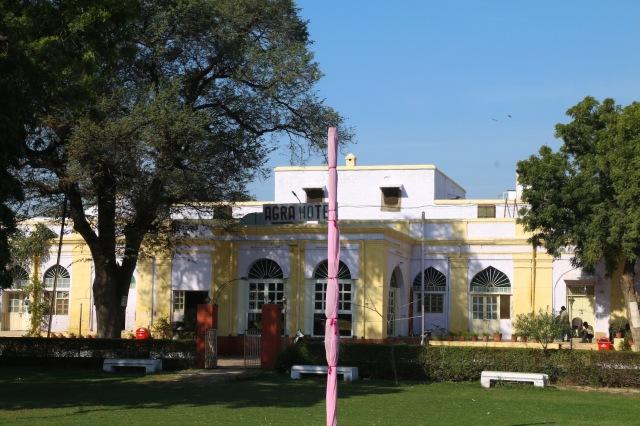 20 - Agra Hotel