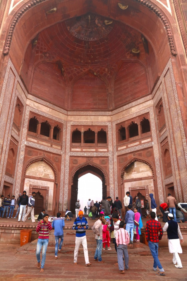 21 - Entrance to Jami Masjid