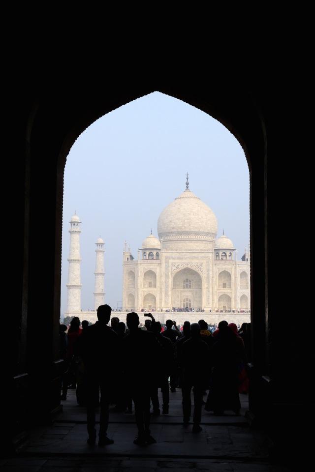 21 - Taj Mahal