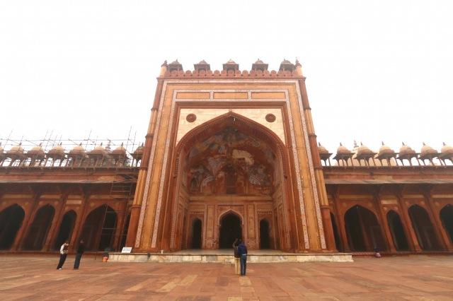 23 - Jami Masjid proper