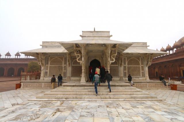 26 - MArble Shrine