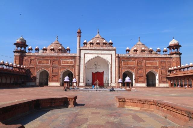 28 - Jami Masjid by Jahanara