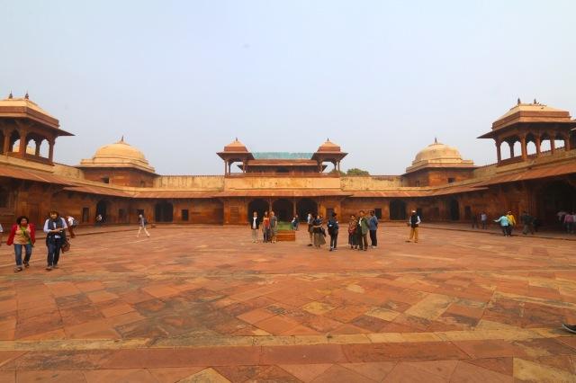29 - Jodhbai Palace interior