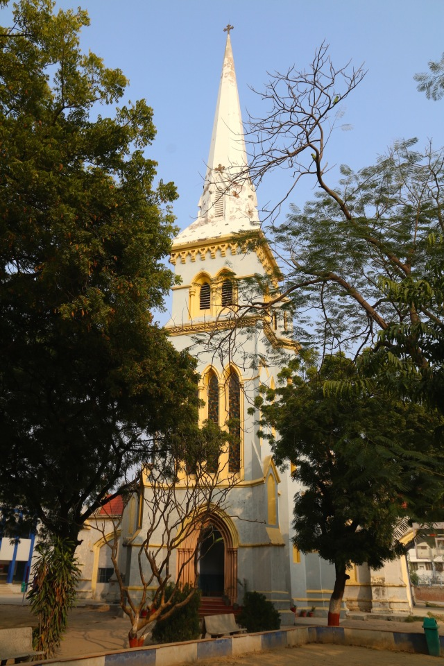 3 - St Paul's Church 1855
