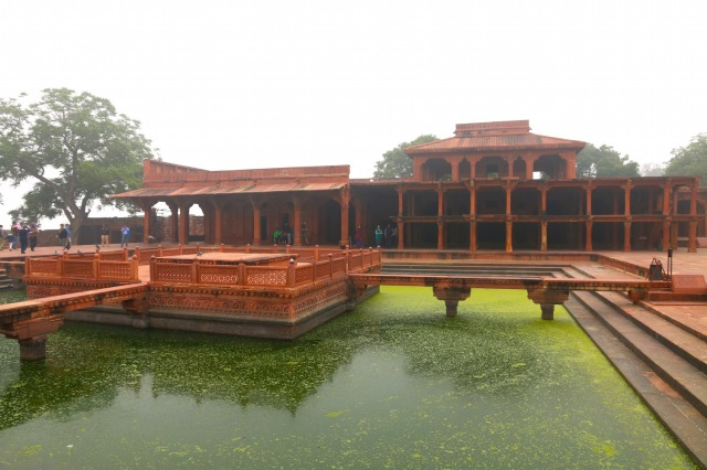 34 - Anup Talau and Turkish Sultanas House