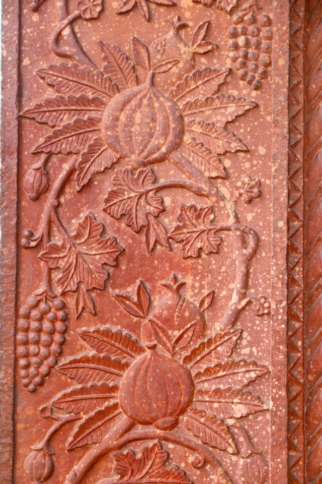 35 - Detail Turkish Sultanas House