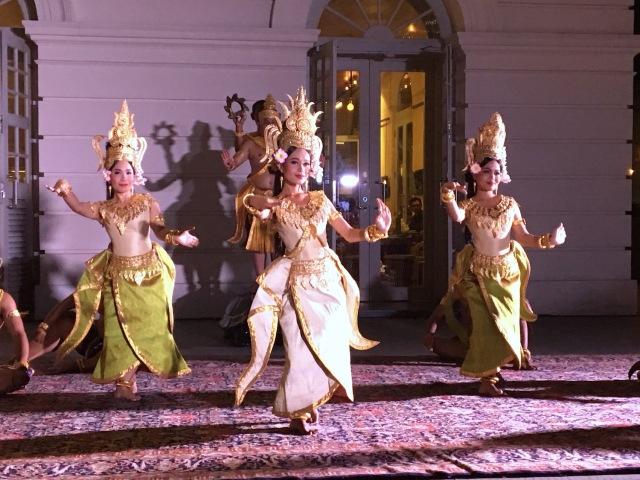 4 - Angkor Apsara Dancers