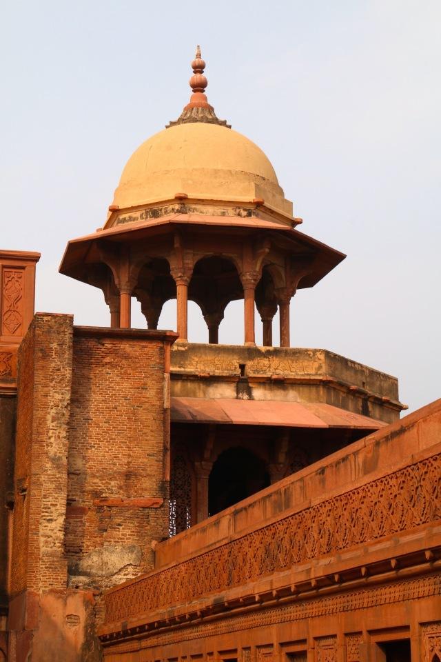 4 - Jahangiri Mahal Chatri