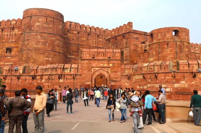 5 - Red Fort Amar Singh Gate
