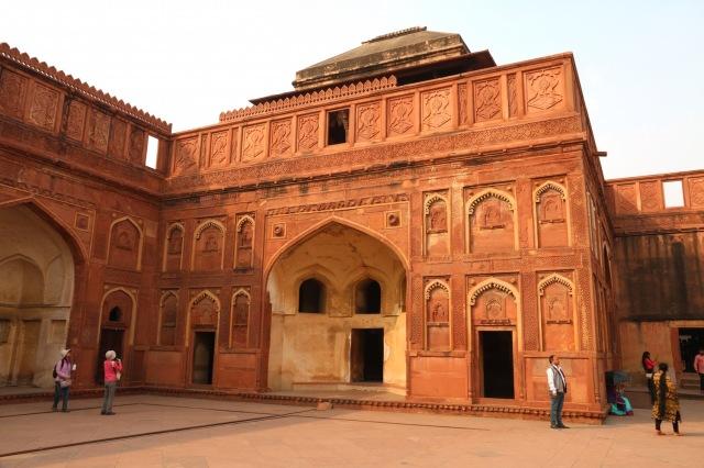 6 - Jahangiri Mahal structure