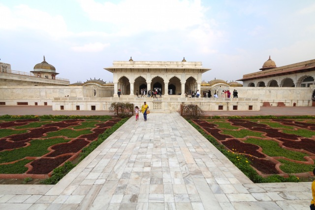 6 - Khas MAhal and Anguri Bagh