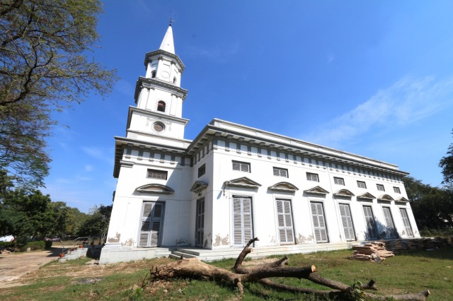 6 - St Georges Cathedral 1826