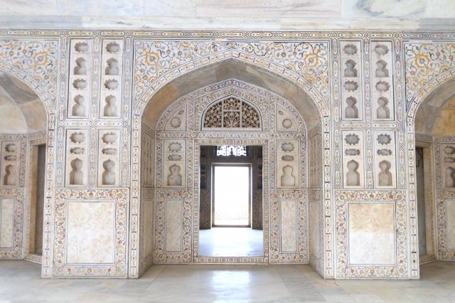 8 - Shah Burj Interior