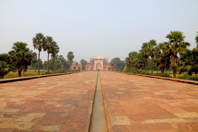 9 - Approaching Sikandra