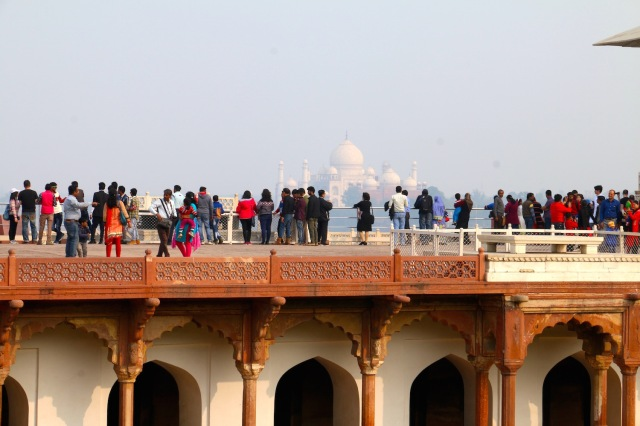 9 - Taj Red Fort