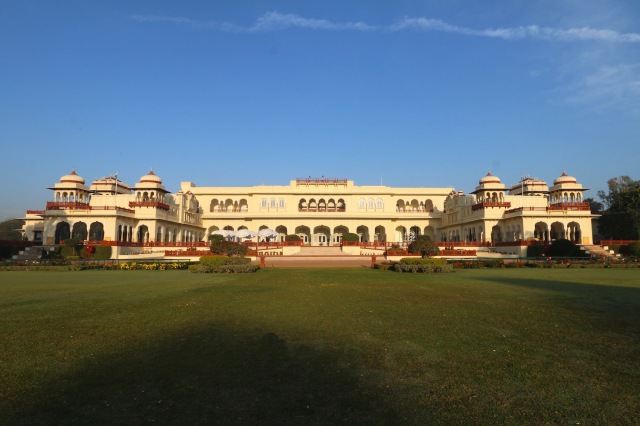 1 - Rambagh Palace