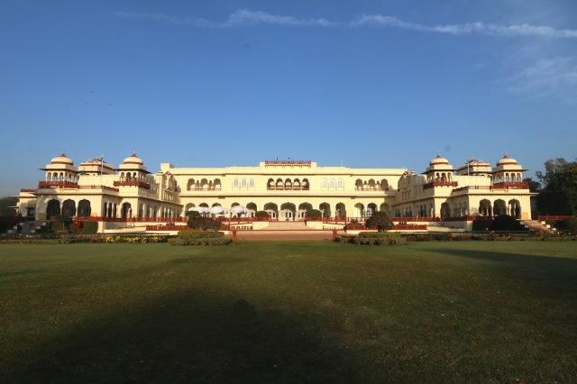 18 - Rambagh Palace