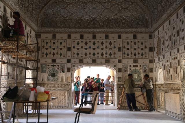 19 - Sheesh Mahal Conservation