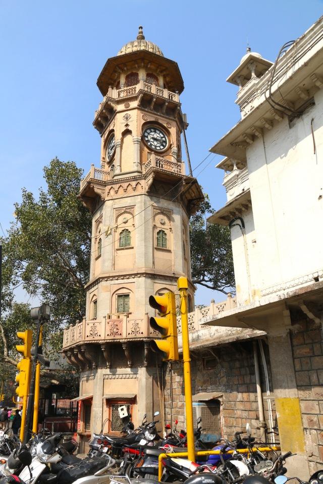 25 - Yaadgar Clocktower