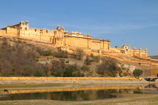 3 - Amber Fort