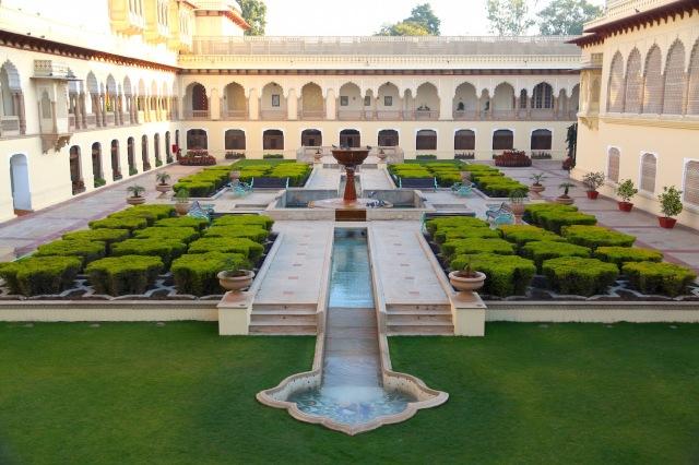 4 - Courtyard II
