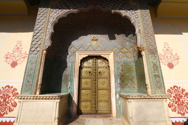 7 - Door in the PRitam Chowk