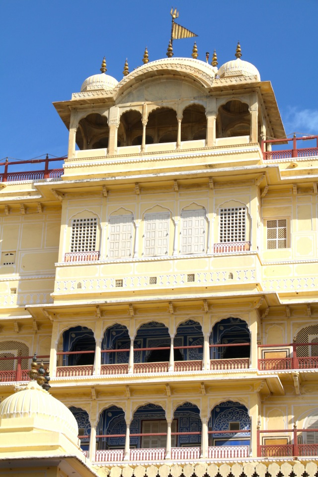 8 - Closeup of Chandra MAhal