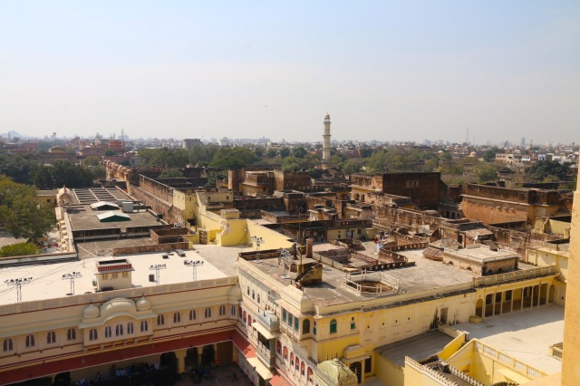 8 - View of City