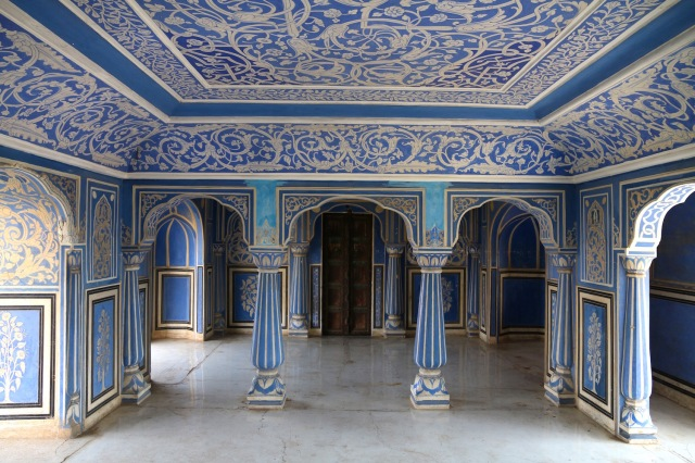 9 - Up the Chandra MAhal