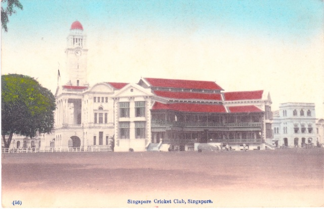 12 - Singapore Cricket Club Colour