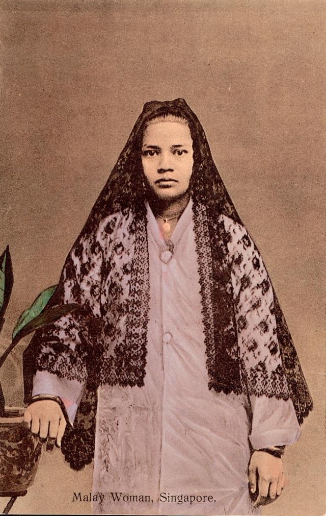 8 - Javanese Lady NMS XXXX-00177